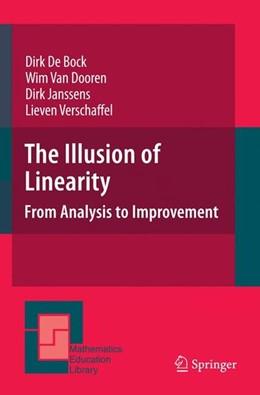 Abbildung von Bock / Dooren / Janssens | The Illusion of Linearity | 2007 | 2007