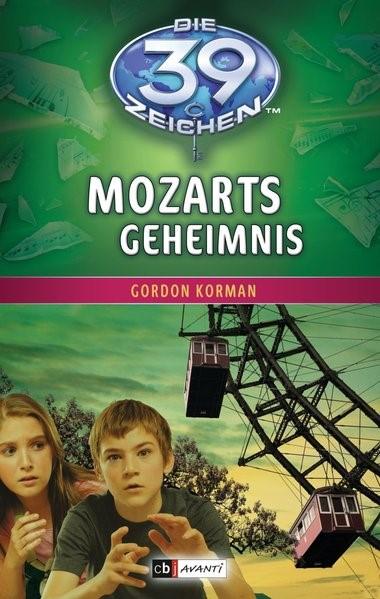 Die 39 Zeichen - Mozarts Geheimnis | Korman, 2010 | eBook (Cover)