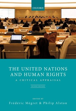 Abbildung von Mégret / Alston | The United Nations and Human Rights | 2020 | A Critical Appraisal