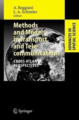 Abbildung von Methods and Models in Transport and Telecommunications | 1. Auflage | 2006 | beck-shop.de