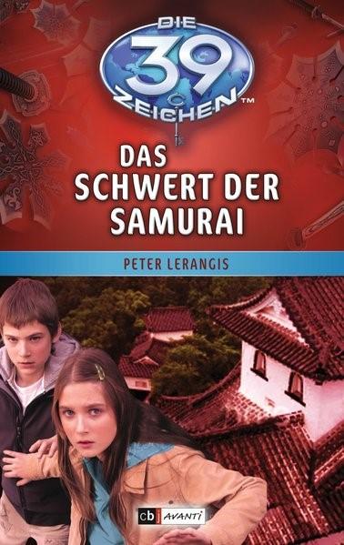 Die 39 Zeichen - Das Schwert der Samurai | Lerangis, 2010 | eBook (Cover)