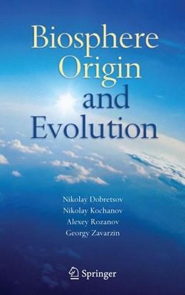 Abbildung von Biosphere Origin and Evolution | 2008 | 2007