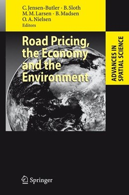 Abbildung von Road Pricing, the Economy and the Environment | 2008 | 2008