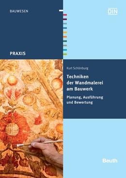 Abbildung von Schönburg   Techniken der Wandmalerei am Bauwerk   2012   Planung, Ausführung und Bewert...