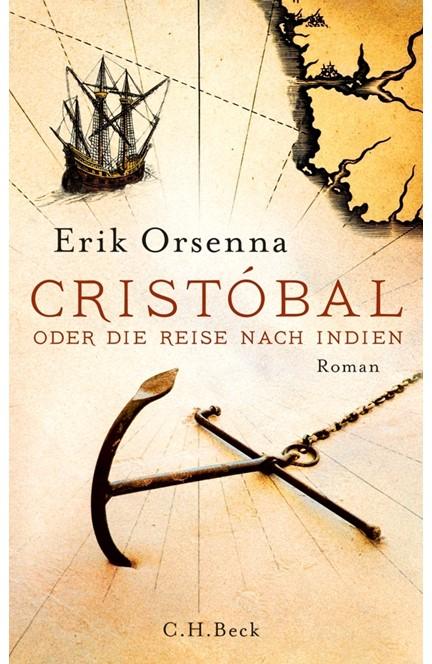 Cover: Érik Orsenna, Cristóbal