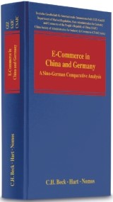 E-Commerce in China and Germany | Buch (Cover)