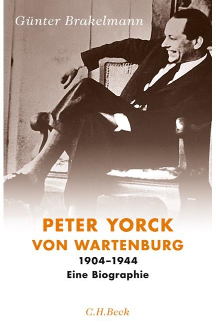 Cover: Günter Brakelmann, Peter Yorck von Wartenburg