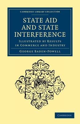 Abbildung von Baden-Powell | State Aid and State Interference | 2011 | Illustrated by Results in Comm...
