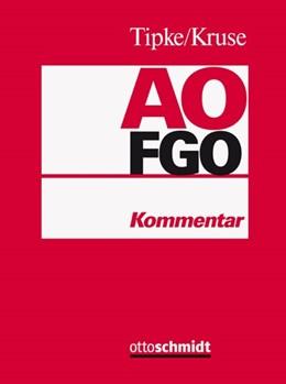 Abbildung von Tipke / Kruse | Abgabenordnung - Finanzgerichtsordnung: AO, FGO • mit Aktualisierungsservice | 1. Auflage | 2020 | beck-shop.de