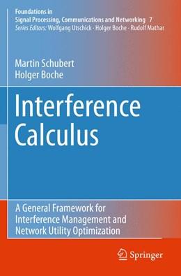Abbildung von Schubert / Boche | Interference Calculus | 2012 | A General Framework for Interf... | 7