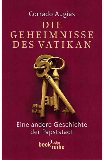 Cover: Corrado Augias, Die Geheimnisse des Vatikan