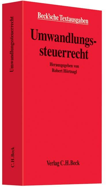Umwandlungssteuerrecht | Buch (Cover)