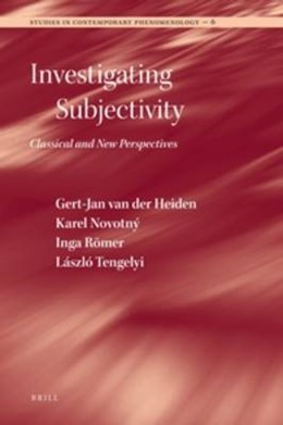 Abbildung von van der Heiden / Novotny / Römer / Tengelyi | Investigating Subjectivity | 2011 | Classical and New Perspectives | 6