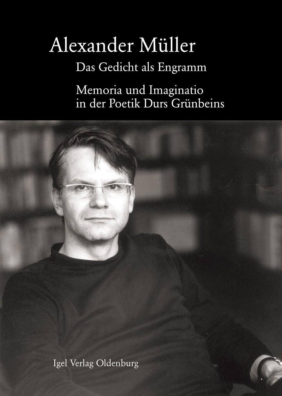 Das Gedicht als Engramm   Müller, 2008   Buch (Cover)