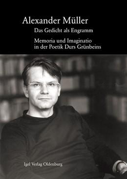 Abbildung von Müller | Das Gedicht als Engramm | 2008 | Memoria und Imaginatio in der ... | 100