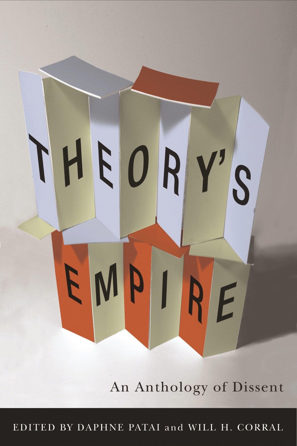 Abbildung von Patai / Corral | Theory's Empire | 2005