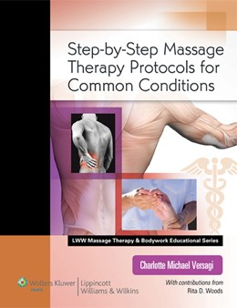 Abbildung von Versagi | Step-by-Step Massage Therapy Protocols for Common Conditions | 2011