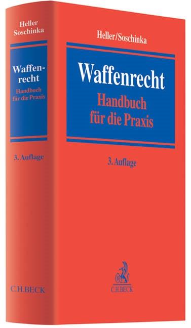 Waffenrecht | Heller / Soschinka | Buch (Cover)