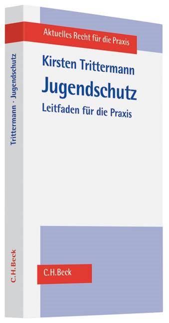 Jugendschutz | Trittermann, 2012 | Buch (Cover)