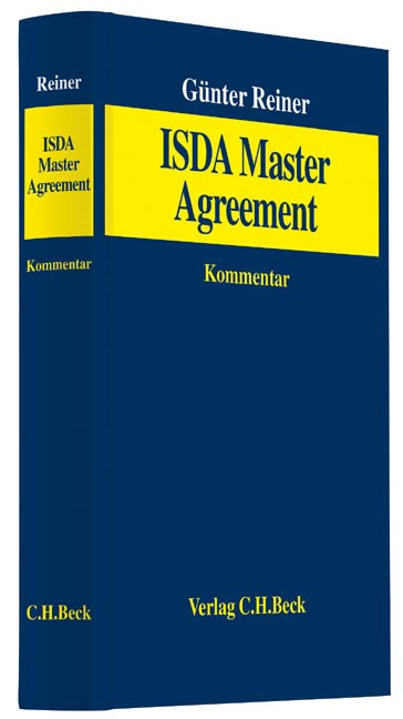 ISDA Master Agreement | Reiner, 2013 | Buch (Cover)