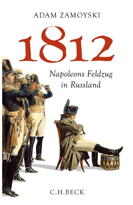 Cover: Adam Zamoyski, 1812