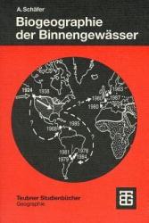 Abbildung von Schäfer | Biogeographie der Binnengewässer | 1997