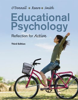 Abbildung von O'Donnell / Reeve / Smith | Educational Psychology | 2012