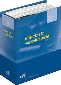 Abbildung von Hein / Eichhoff   Güterkraftverkehrsrecht • ohne Aktualisierungsservice   1. Auflage   2020   beck-shop.de