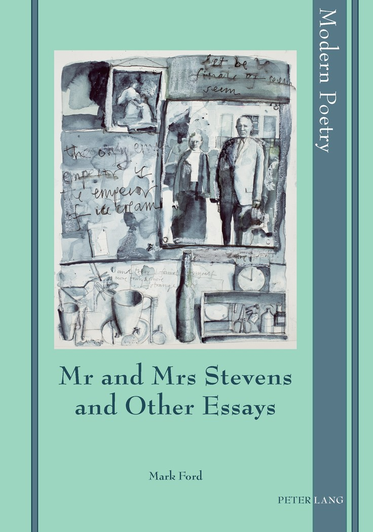 Mr and Mrs Stevens and Other Essays, 2011 (Cover)