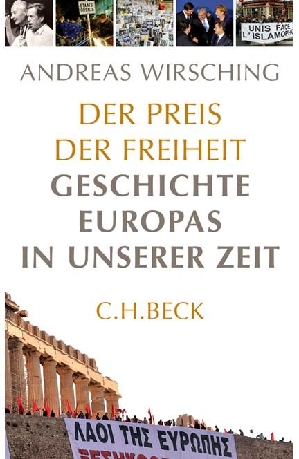 Cover: Andreas Wirsching, Der Preis der Freiheit