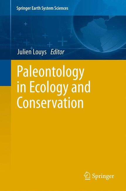 Paleontology in Ecology and Conservation | Louys, 2012 | Buch (Cover)