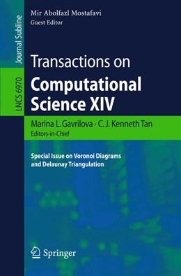Abbildung von Mostafavi | Transactions on Computational Science XIV | 2012 | Special Issue on Voronoi Diagr... | 6970