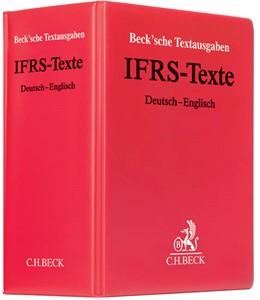 Abbildung von IFRS-Texte | 20. Auflage | 2019 | Deutsch - Englisch. Textausgab...