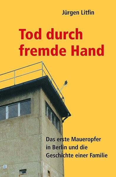 Tod durch fremde Hand | Litfin, 2006 | Buch (Cover)