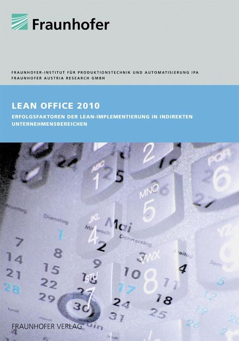 Lean Office 2010 | / Westkämper / Sihn, 2011 | Buch (Cover)