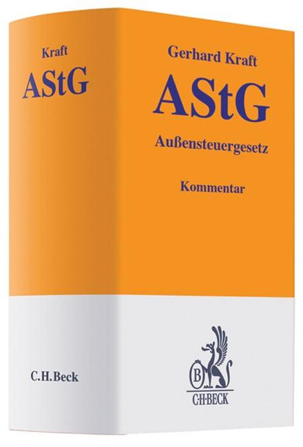 Außensteuergesetz: AStG | Kraft, 2009 | Buch (Cover)