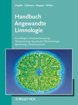 Abbildung von Hupfer / Calmano / Klapper / Wilken | Handbuch Angewandte Limnologie | 2012 | 29. Ergänzungslieferung