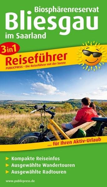 Biosphärenreservat Bliesgau, 2012 | Buch (Cover)
