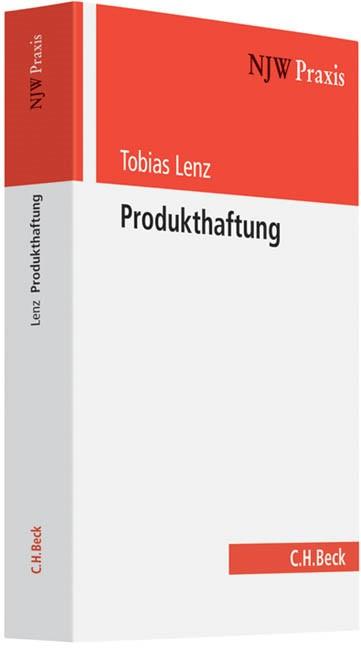 Produkthaftung | Lenz, 2014 | Buch (Cover)