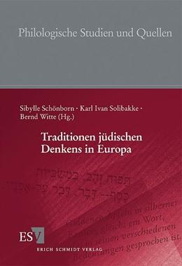 Abbildung von Schönborn / Solibakke / Witte   Traditionen jüdischen Denkens in Europa   2012   238