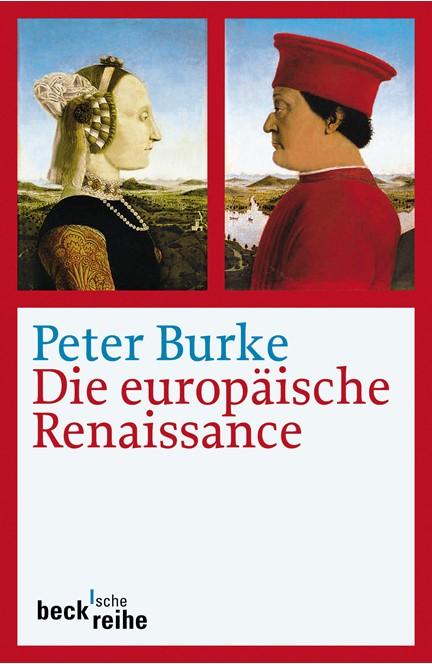 Cover: Peter Burke, Die europäische Renaissance