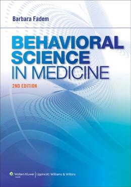Abbildung von Fadem | Behavioral Science in Medicine | Second | 2012
