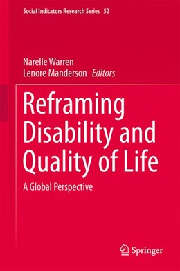Abbildung von Warren / Manderson | Reframing Disability and Quality of Life | 1. Auflage | 2013 | 52 | beck-shop.de