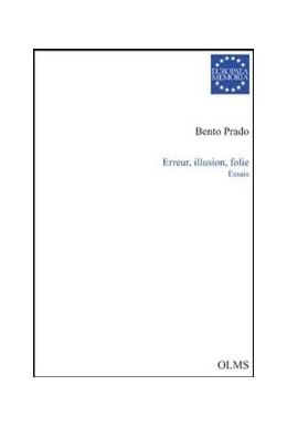 Abbildung von Prado Jr. | Erreur, illusion, folie | 2011 | Essais. Traduit du portugais (... | 8