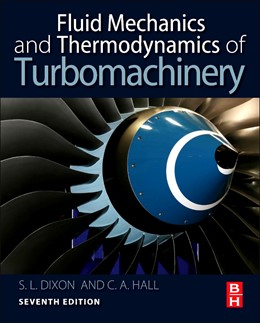 Abbildung von Dixon / Hall | Fluid Mechanics and Thermodynamics of Turbomachinery | 7. Auflage | 2013 | beck-shop.de