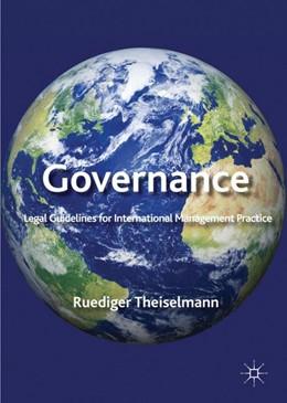 Abbildung von Theiselmann | Governance | 2012 | 2012 | Legal Guidelines For Internati...