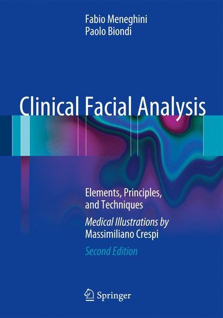 Abbildung von Meneghini / Biondi | Clinical Facial Analysis | 2012