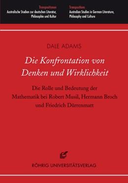 Abbildung von Adams   Die Konfrontation von Denken und Wirklichkeit   2011   Die Rolle und Bedeutung der Ma...   2