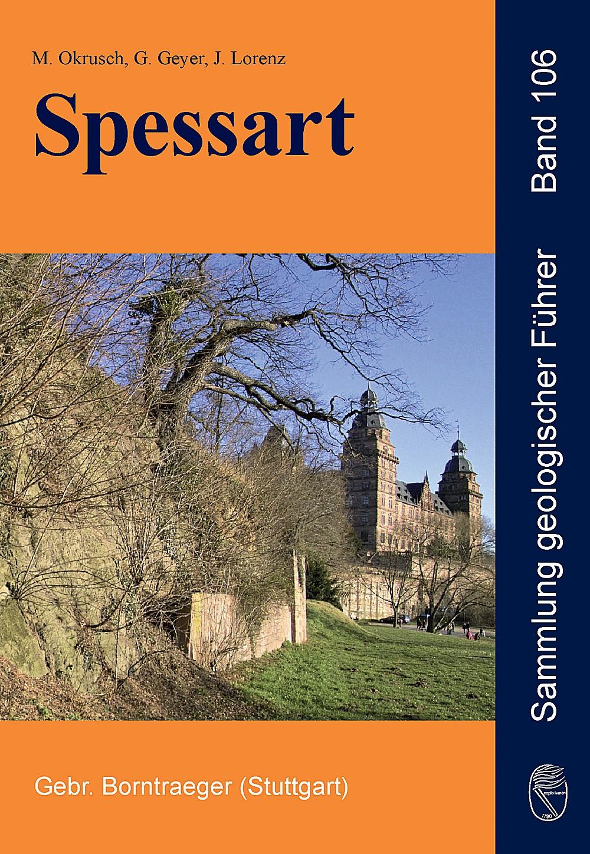 Spessart | Okrusch / Geyer / Lorenz, 2011 | Buch (Cover)