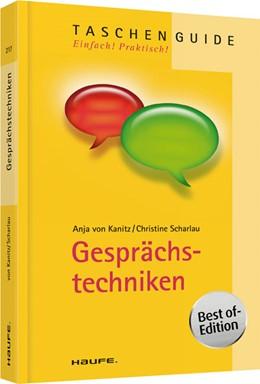 Abbildung von Kanitz / Scharlau | Gesprächstechniken | 2. Auflage 2012 | 2011 | 217